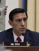 Congressman Darrell Issa (Photo courtesy House Oversight Committee)