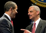 Holder is the first sitting Cabinet member in US histor to be held in contempt. A bipartisan majority of Congress voted to hold Attorney General in contempt for withholding documents related to Operation Fast and Furious.