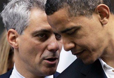 Rahm Emanuel, Barack Obama