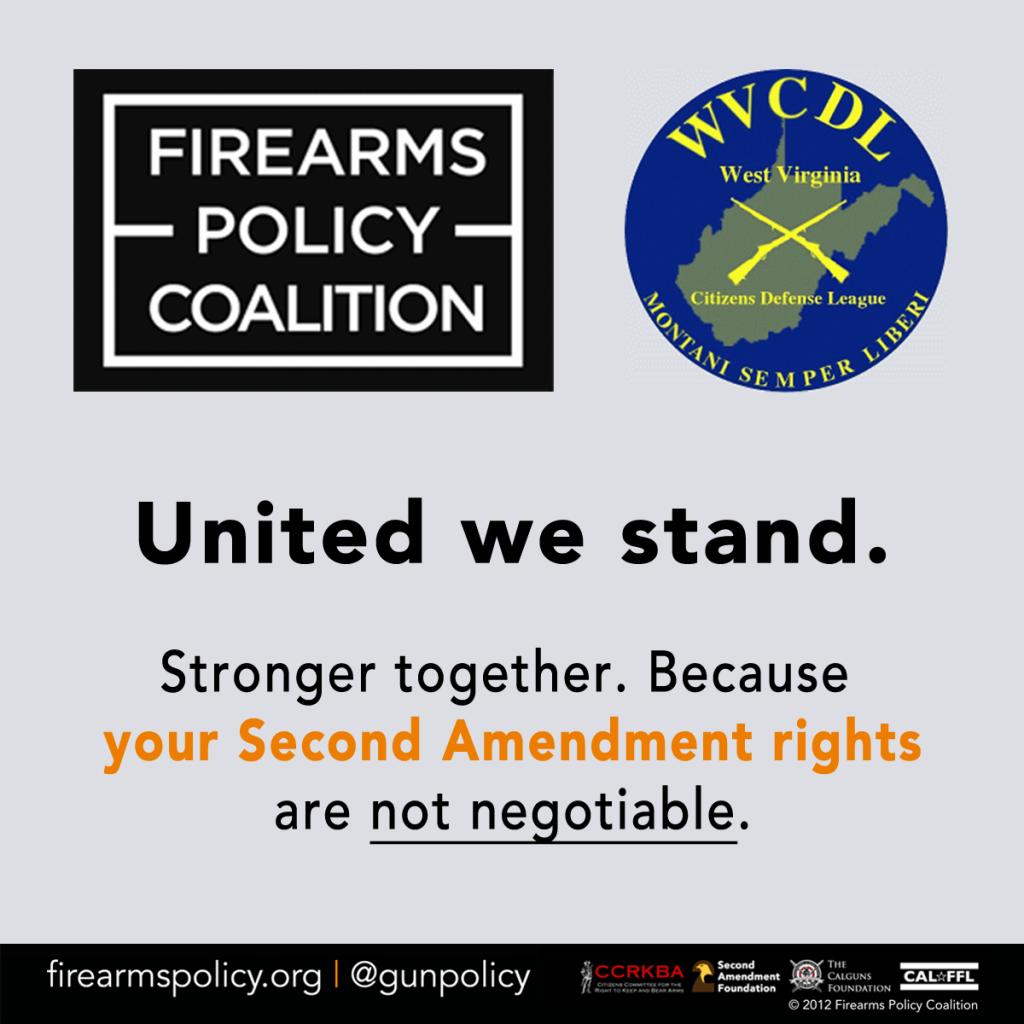 Powerful pro-gun group West Virginia Citizens Defense ...