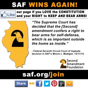 SAF Wins Again!