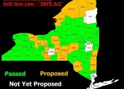 SAFE Act Opposition Map