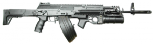 The new AK-12 will be offered in .223 and 12-gauge
