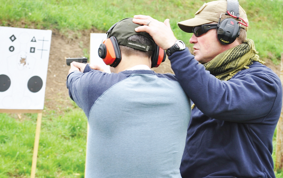 "Chris Cerino is a nationally known firearms instructor and competitor who's been training law enforcement officers and military for more than 12 years. Chris has worked in peace-keeping positions for municipal, county, state and federal agencies spanning more than 20 years. A majority of those years have been spent in tactical and firearms related fields. Literally immersed in pistol training for years, his skills are founded in life experience. Chris is the director of training for Chris Cerino Training Group LLC, teaching in a ""do as I do"" fashion. Chris is a current peace officer and remains immersed in the firearms industry by teaching, competing and working across the nation. To contact him: phone: 303-608-6415, or email: chris@cerinotraininggroup.com"