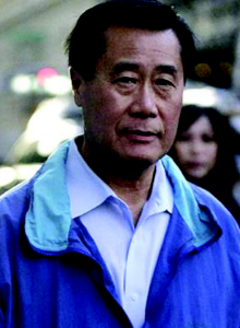 California State Sen. Leland Yee (D-San Francisco), charged with corruption and other crimes including gun trafficking, was once honored by the Brady Campaign to Prevent Gun Violence for his work on gun control.