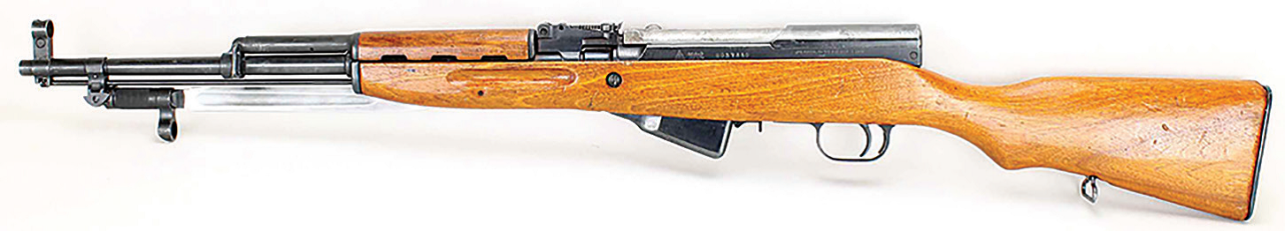 Hundreds of AK-type rifles were allowed to cross the border into Mexico under Operation Fast and Furious.
