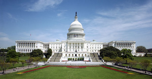 """""""United States Capitol - west front"""" by Architect of the Capitol - aoc.gov. Licensed under Public domain via Wikimedia Commons - http://commons.wikimedia.org/wiki/File:United_States_Capitol_-_west_front.jpg#mediaviewer/File:United_States_Capitol_-_west_front.jpg"""