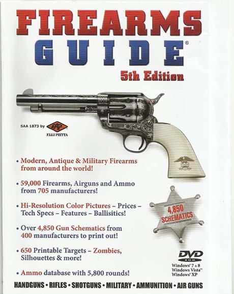 DVD puts a liry of gun, ammo data, plus targets, on your ... Handgun Schematics on