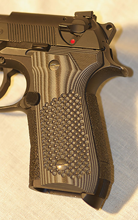 A battle-proven Beretta gets a competition makeover