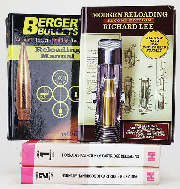 Reloading manuals: A handloader's first purchase - TheGunMag