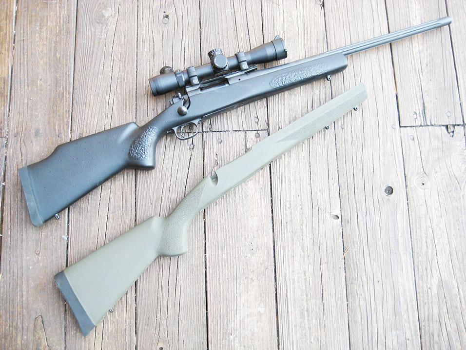 FNH-TSR XP USA  223 Rem: Tactical rifle for varmints