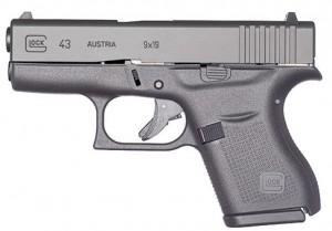 GlockG43 Left