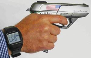 """An Armatix """"smart gun"""""""