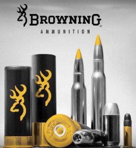 Browning will unveil a full line of ammunition at the SHOT Show.