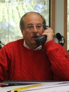 Alan On Phone