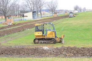 The new drainage and plantings will allow better recuperation of ranges after summer storms that inevitably hit Camp Perry each year.