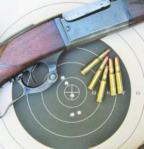 The .303 Savage performed very well with the Jamison brass.