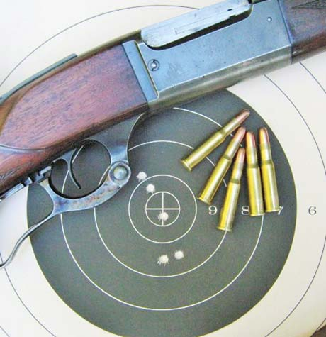 New Jamison Brass source means old guns shoot again