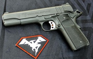 Double Star's PhD 1911 is an example of building a solid entry level pistol that the customers were demanding.