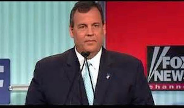 Chris Christie - Public Domain