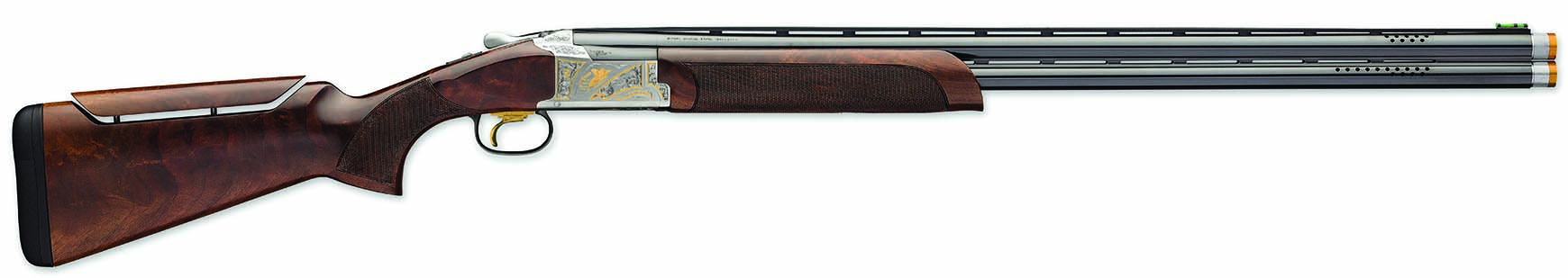 Browning is offering several  new versions of the Citori 725 with abundant handwork and fine wood.