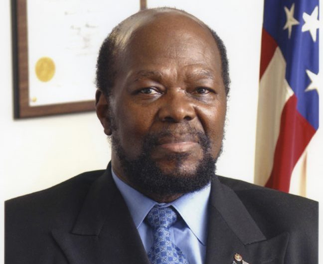 Roy Innis [Photo courtesy National Rifle Association]