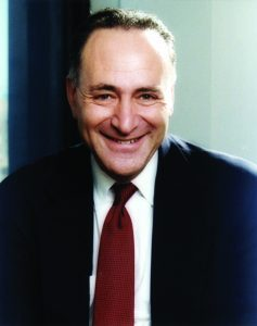 Sen. Charles Schumer (D-NY).