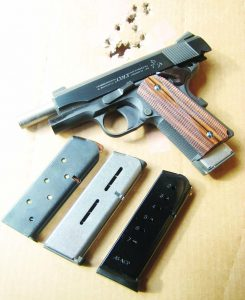 Some 1911 CCO concept history and Colt's Wiley Clapp Edition