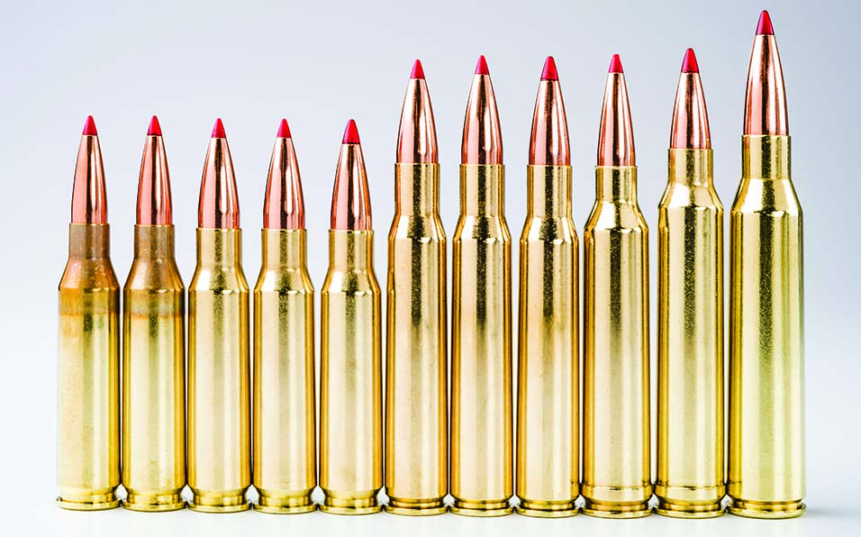 Black Hills Gold 2017 Lineup features Hornady's New ELD-M® (Extreme Low Drag-Match) and ELD-X® (Extreme Low Drag - eXpanding) bullets in 11 new loadings from .260 Remington to .338 Lapua.