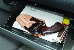 Gun-free zones are having an unintended consequence of forcing people to leave their guns in their cars, resulting in an increase in gun thefts. Even putting a gun in the glove compartment is no guarantee it won't be stolen. Thieves know how to break into these fairly quickly.