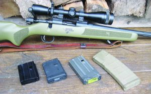 The Mossberg Thunder Ranch MVP fed well from all the magazines tested; however, the MagPul PMAGS were the smoothest feed-wise.