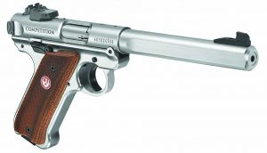 Ruger Mark IV Competition.
