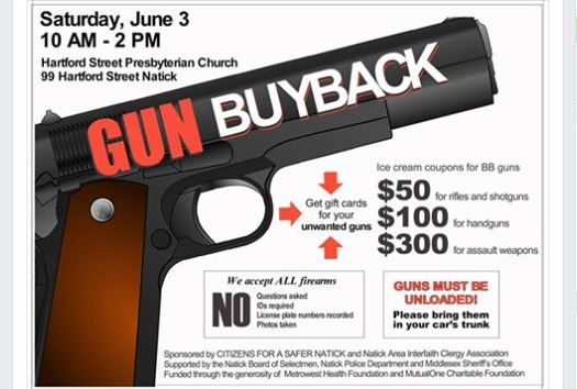 Capture - Gun Buyback 2 FB