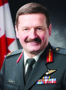 Brig. General Rob Roy MacKenzie, Canadian Army Headquarters, Chief of Staff Army Reserve. (Photo courtesy Cpl. Michael J. MacIsaac, Canadian Forces Support Unit (Ottawa) – Imaging Services, ©2016 DND-MDN Canada)