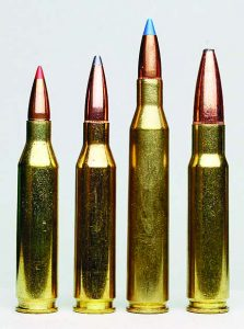 The 243, 260 Remington, 25-06 and 338 Federal – one of these things is not like the others.