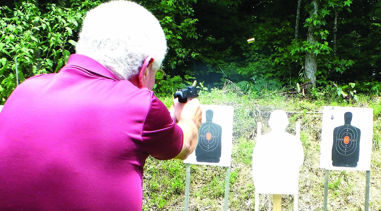 Walther Creed Shooting