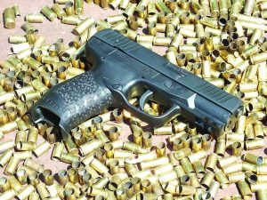 The Walther Creed 9mm pistol: like a workhorse Ford Mustang