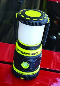 When you need a light that goes anywhere, The Siege is it; shown here attached to my F250 via its magnetic base.