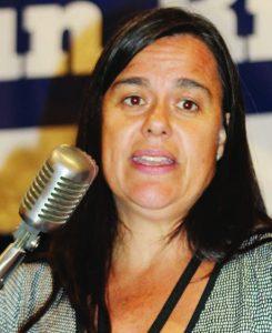 Prof. Jennifer Stuber.