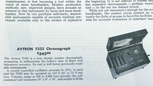 In 1964, chronographs cost the equivalent of $2657; today they start around $100.