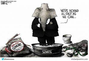 Senate inaction