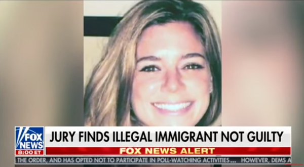 Kate Steinle (Screen capture, YouTube, Fox News)