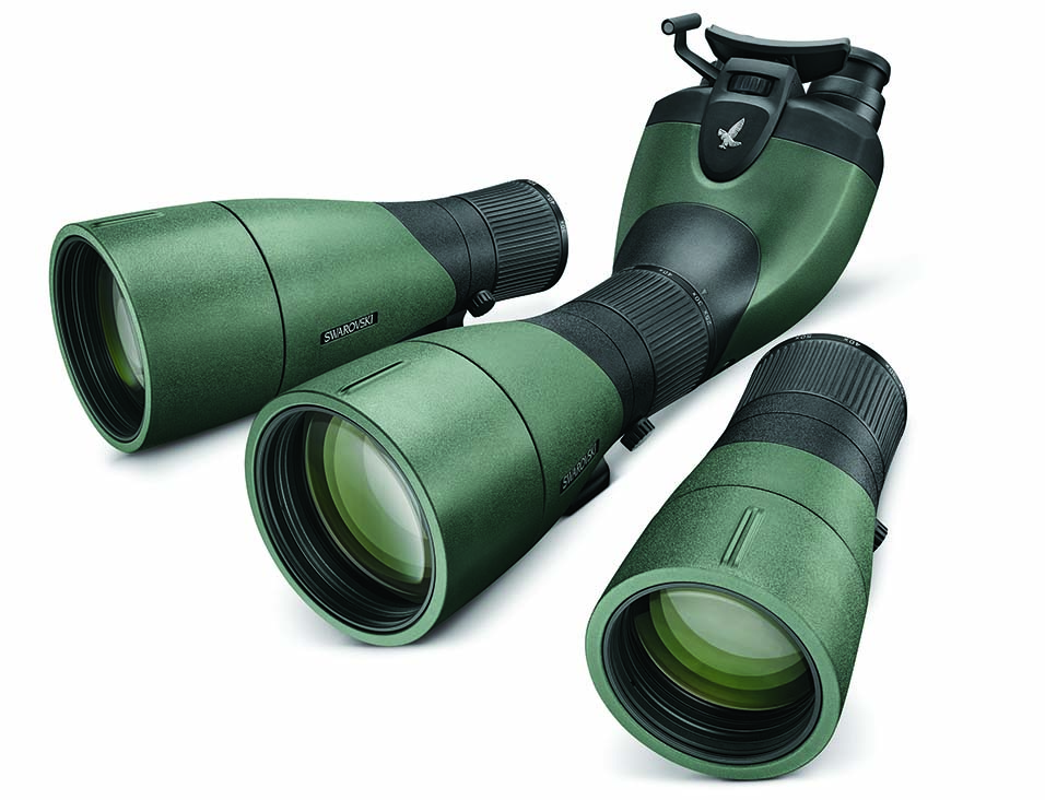 Swarovsky Optik's new BTX group.