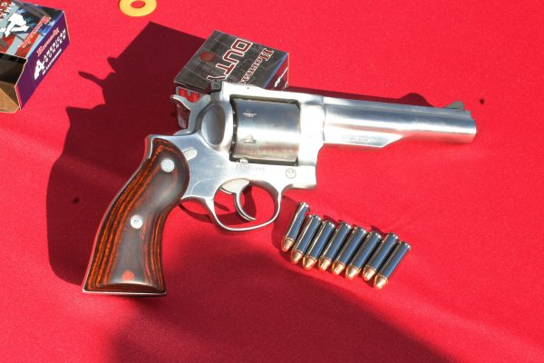 Ruger's newest Redhawk is an 8-round .357 Magnum that is comfortable, accurate and rugged.