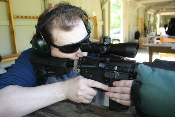"Oregon anti-gunners are pushing an effort to ban so-called ""assault weapons"".  (Dave Workman)"