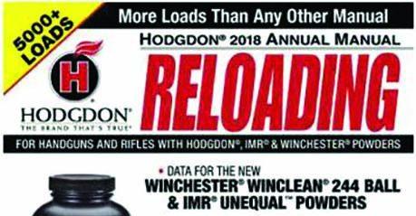 Economical but authoritative guide to cartridge handloading