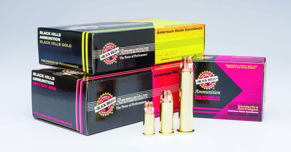 Black Hills Honey Badger™ Ammunition is made with solid copper bullets—non-deforming, non-fragmenting projectiles with wide, sharp flutes.
