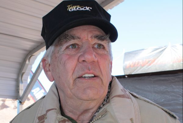 R. Lee Ermey. Dave Workman photo)