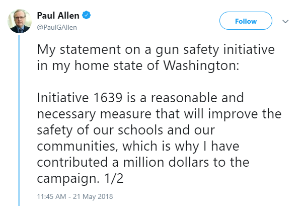 Capture - Paul Allen Tweet 5-18