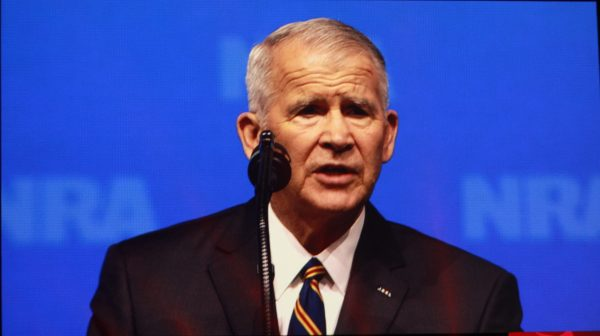 Oliver North is taking the helm of the National Rifle Association. (Dave Workman)